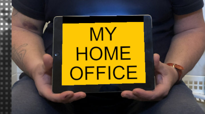 19.01.2021 – Fun Pic Home Office